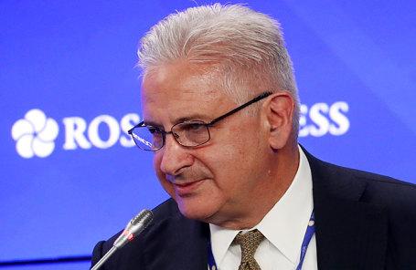 Президент Американской торговой палаты в России Алексис Родзянко.