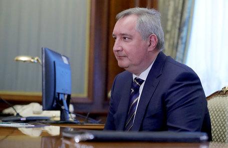 Бывший вице-премьер РФ Дмитрий Рогозин.