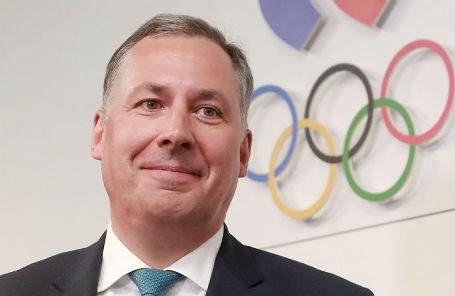 Избранный президент Олимпийского комитета России Станислав Поздняков.