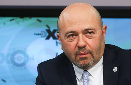 Посол Израиля в РФ Гарри Корен.