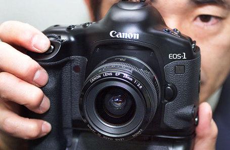 Canon EOS-1V.