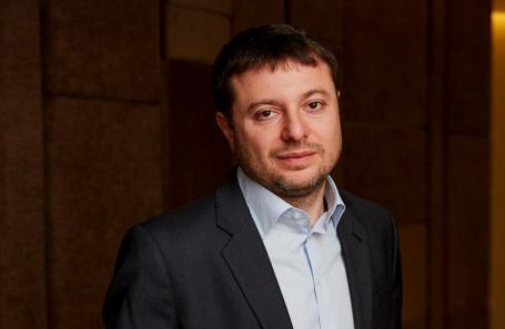Сергей Хотимский, первый зампредседателя правления «Совкомбанка»