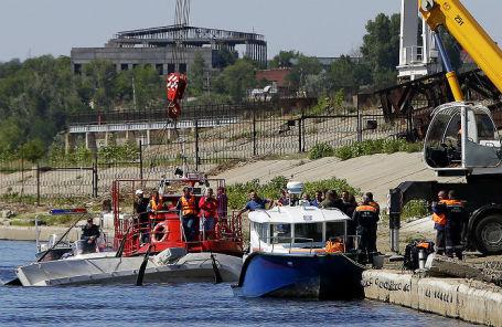 Капитан затонувшего вВолгограде катамарана был пьян