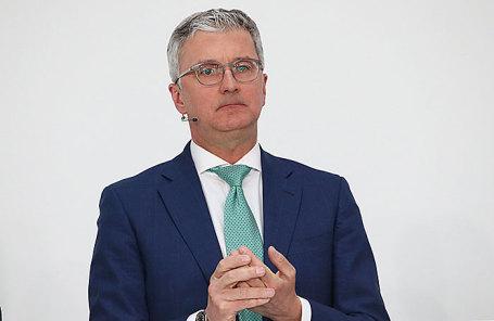 Страница видео: ВГермании задержали директора компании Ауди