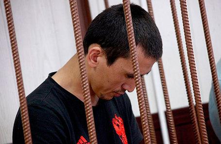 Чынгыз Анарбек в Таганском суде.