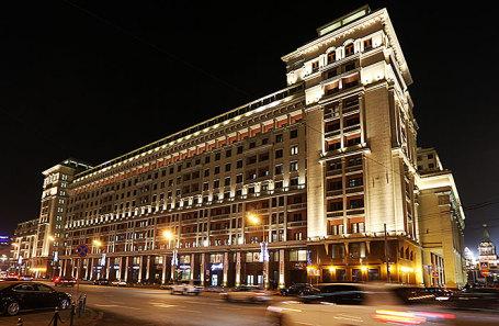 Отель Four Seasons.