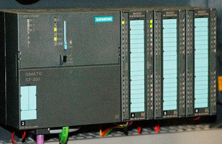 Siemens Simatic S7-300.