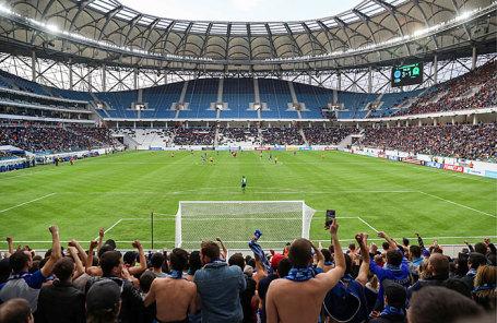 Стадион «Волгоград Арена».