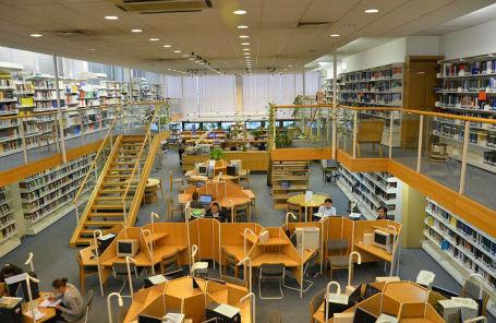 Библиотека «Шанинки».