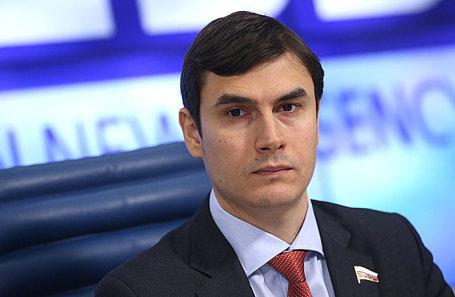 Сергей Шаргунов.