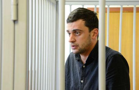 Избрание меры пресечения в отношении Михаила Исаханова в Головинском районном суде Москвы.