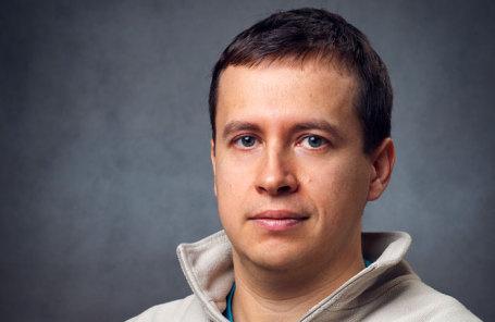 Максим Балашов.