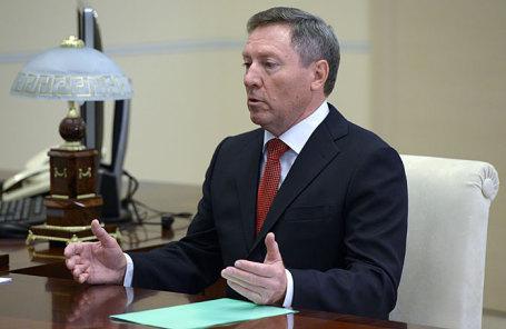 Глава администрации Липецкой области Олег Королев.