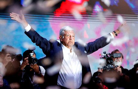 Андрес Мануэль Лопес Обрадор.