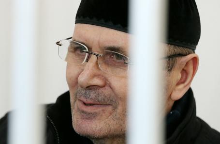 Глава грозненского представительства правозащитного центра «Мемориал» Оюб Титиев