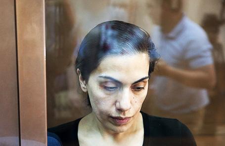 Член правления «Интер РАО» Карина Цуркан, обвиняемая в шпионаже в пользу Румынии.