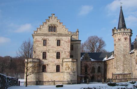 Замок Райнхардсбрунн.