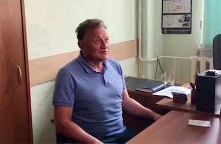 Сергей Будагов.