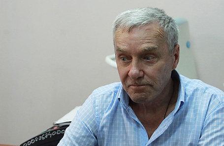 Виктор Захарченко.
