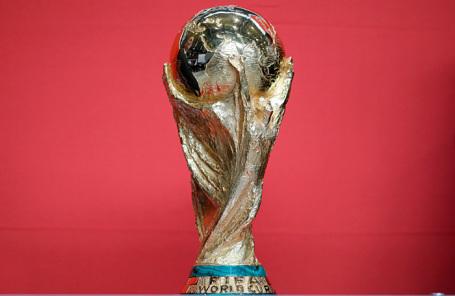 Кубок Чемпионата мира по футболу FIFA 2018.