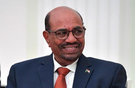 Президент Республики Судан Омар Башир.