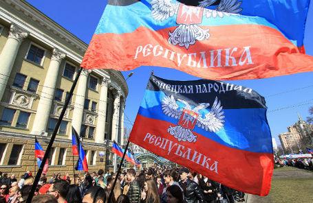 Климкин назвал референдум вДонбассе «репетицией развала» Украины