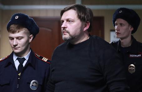Никита Белых. Февраль 2018 года.