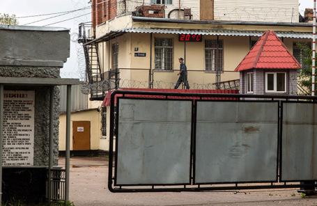 Исправительная колония № 1 в Ярославле.