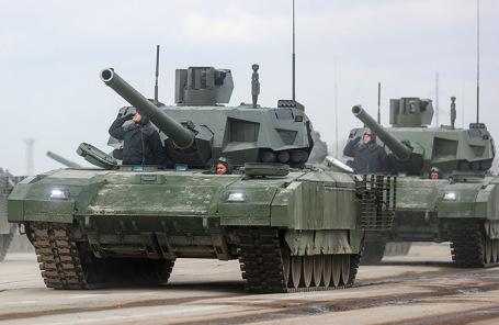 Модернизация имеющейся техники обойдется дешевле, чем закупка танков «Армата»— Борисов