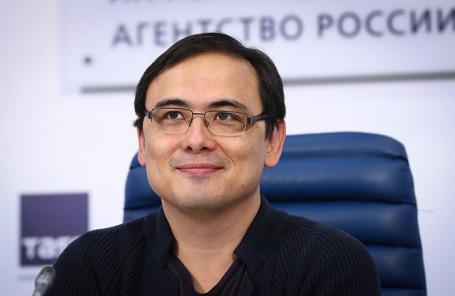 Сергей Солонин.