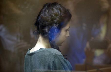 Одна из фигуранток дела, 18-летняя Кристина Хачатурян.