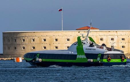 Пассажирское судно нового поколения «Комета»