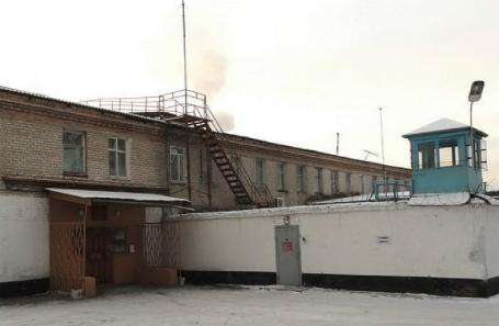 Исправительная колония №5 в Забайкальском крае.