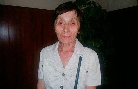 Ольга Кудрявцева.