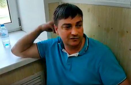 Вячеслав Егоров.