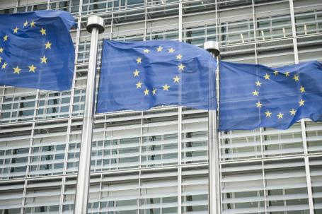 Штаб-квартира Европейской комиссии в Брюсселе.