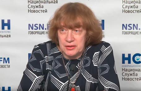 Светлана Колядова.