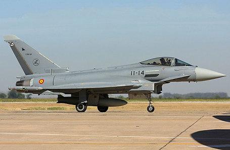 Истребитель Eurofighter Typhoon/
