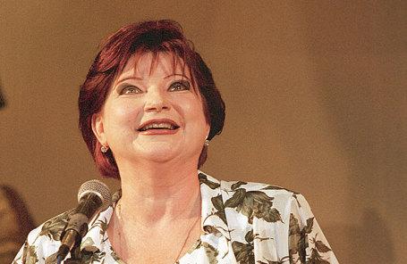 Елена Степаненко.
