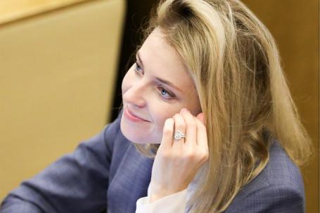 Депутат Госдумы Наталья Поклонская.