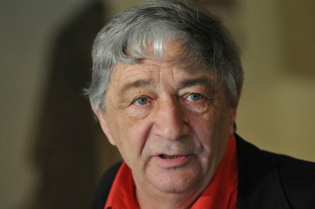 Писатель Эдуард Успенский.