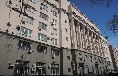 Государственный дом радиовещания и звукозаписи.