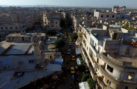 Идлиб, Сирия.