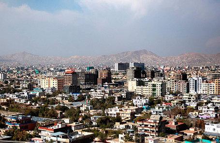 Кабул, Афганистан.