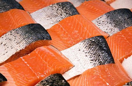 В Российской Федерации упала вцене красная рыба