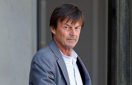 Министр экологии Франции объявил оботставке