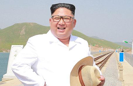 Ким Чен Ын.