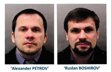 Александр Петров и Руслан Боширов.
