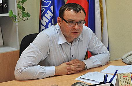Дмитрий Еремеев.