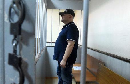 Бывший руководитель Главного следственного управления СК по Москве Александр Дрыманов.